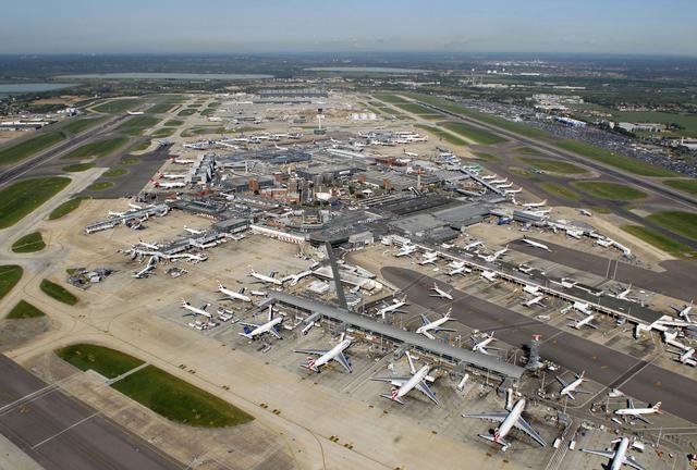 世界機場客流量最大的10座城市。有一個機場堪稱巨無霸! - 每日頭條
