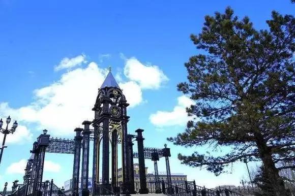 呼倫貝爾海拉爾代表性的建築物。看看你都知道嗎? - 每日頭條