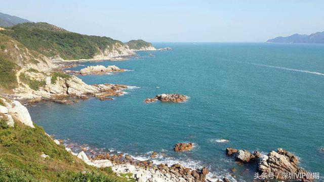 深圳最漂亮海岸線《東西沖》穿越攻略+美圖欣賞 - 每日頭條