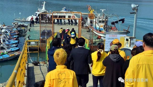 「世越」號沉船三周年 韓國內仍民怨沸騰 - 每日頭條