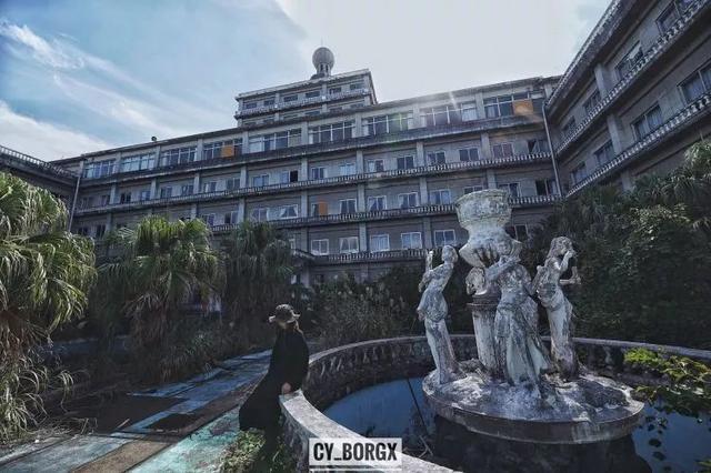 「廢墟探索」日本最大廢棄飯店:八丈皇家酒店 - 每日頭條