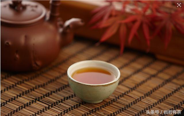 怎樣泡出巖韻香氣十足的巖茶 - 每日頭條