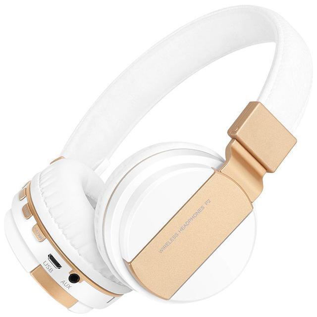 頭戴式無線耳機,給你震撼的聽覺體驗 - 每日頭條