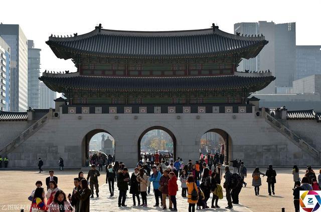 古宮漢字年輕人一字不識,韓國去漢字化引尷尬 - 每日頭條