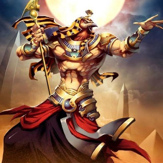 「科普」埃及神話九柱神 - 每日頭條