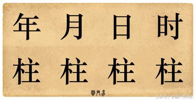 八字年柱、年干、年支各是什麼意思。代表什麼。有什麼作用? - 每日頭條