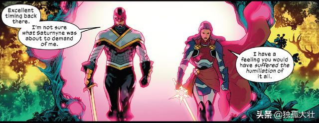 《X戰警》異界女皇干涉變種人戰爭,金剛狼決定先下手為強 - 每日頭條