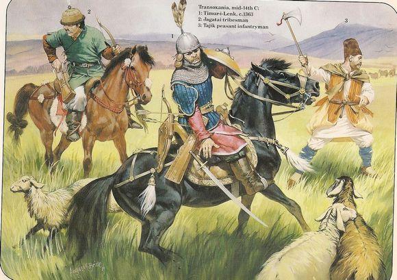 帖木兒傳奇之繼成吉思汗之後建立蒙古人帝國 - 每日頭條