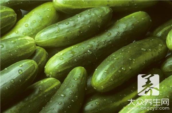 晚上吃黃瓜有什麼好處呢? - 每日頭條