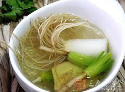 感冒了吃什麼好的快 廢料熬湯喝趕走感冒 - 每日頭條