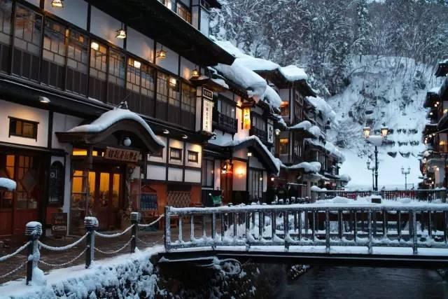 日本1月好玩的景點全都在這裡了,快背包進來~ - 每日頭條