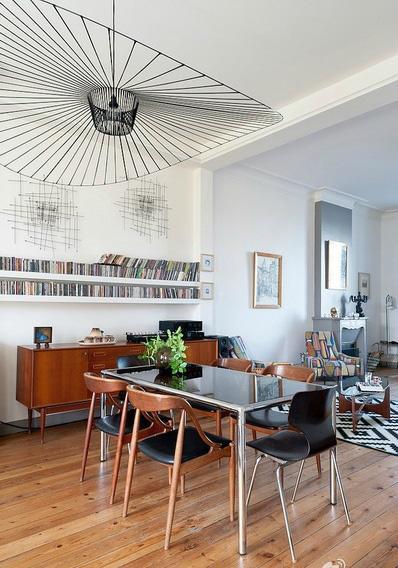 法國波爾多的多彩復古住宅 - 每日頭條