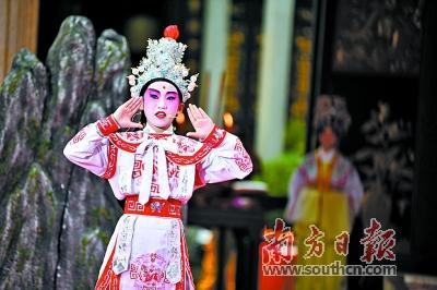 2019華光誕民俗活動唱響佛山粵劇周 - 每日頭條
