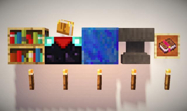 我的世界 附魔最全詳解(中)Minecraft - 每日頭條