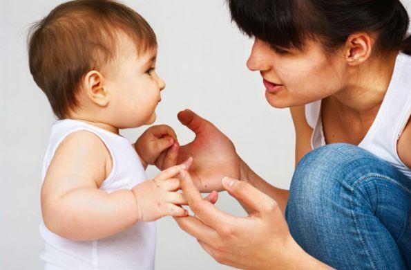 寶寶說話越早越聰明?想要寶寶說話早,父母不妨試試這3個方法 - 每日頭條
