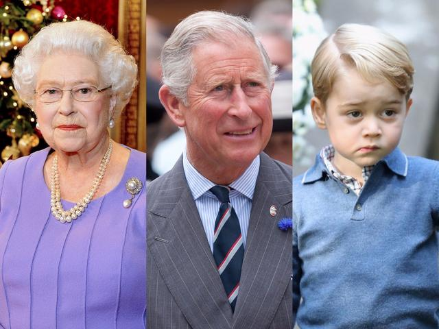 英國王室為何無需姓氏 - 每日頭條