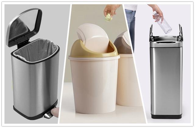 tall kitchen bin splash guard sink 家里垃圾桶有盖还是无盖好 原来这事也有讲究 每日头条 2135000419599q811ns7 jpg