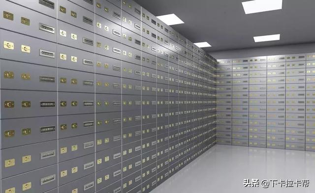 探秘銀行保管箱,這個「守財奴」幫你保密 - 每日頭條