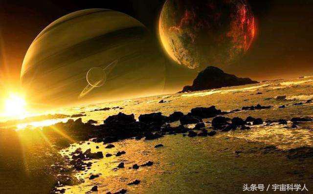 距地4光年的比鄰星,疑潛伏三體文明,科學家:飛行器改革是關鍵 - 每日頭條