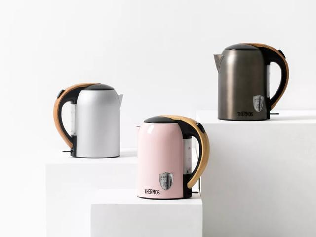 德國老牌電熱水壺,顏值高,燒水快 - 每日頭條