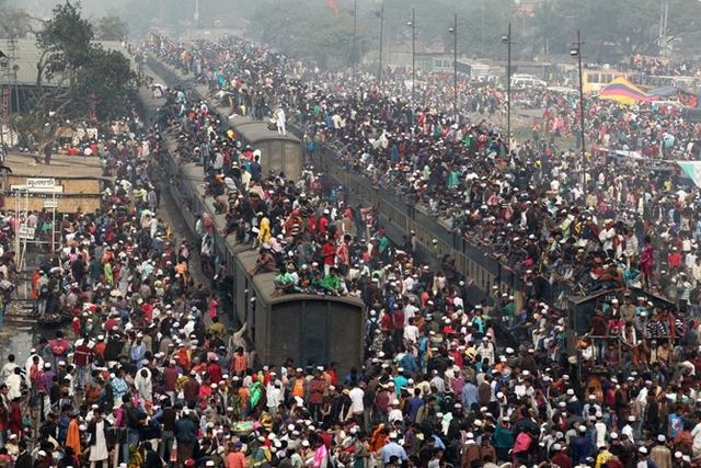 實拍孟加拉國:國家貧窮又擁擠,人口開始偷渡印度 - 每日頭條