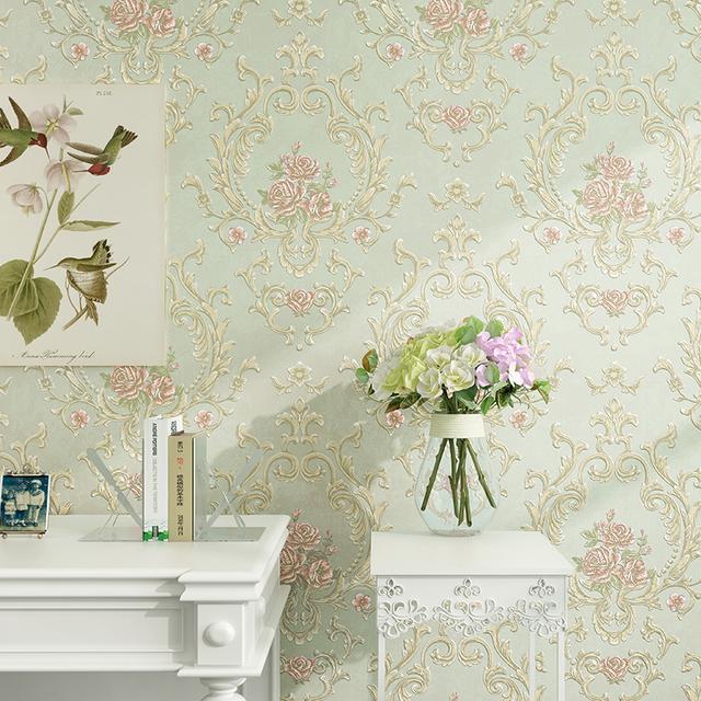 家裡牆壁老舊又難看?這些好看又便宜的壁紙幫你輕鬆搞定裝修 - 每日頭條