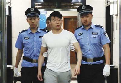 詐騙演員白靜丈夫 喬宇重審仍被判11年 - 每日頭條