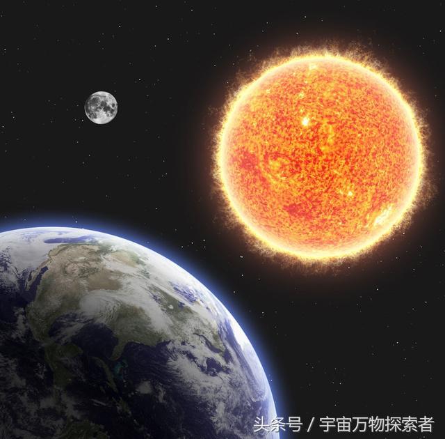 太陽消失後,只需八分鐘,地球的末日就開始了 - 每日頭條