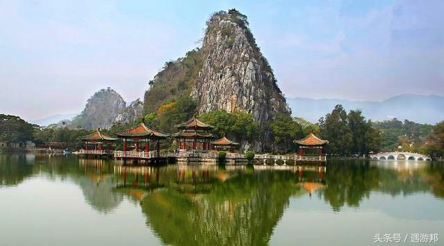 廣東省面積最大的10個城市排名 - 每日頭條