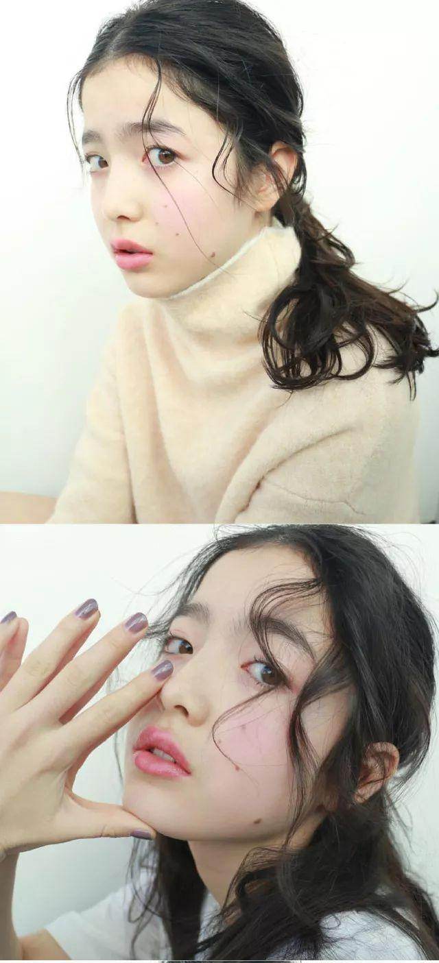 如何打造出又酷又溫柔的日系妝容?-透明感女孩tips - 每日頭條
