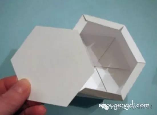 如何摺紙六邊形包裝盒?這下終於知道了 - 每日頭條
