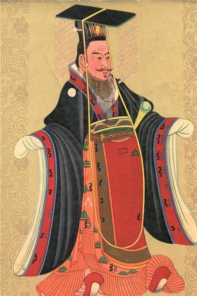 中國歷代皇帝的服飾,你見過幾種?南北朝你肯定沒有見過。 - 每日頭條