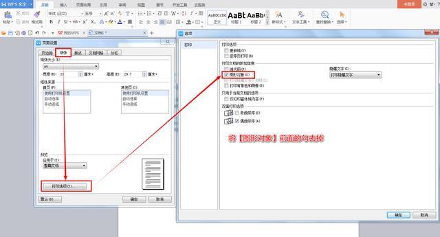 在Word或WPS中設置文字顯示但不列印 - 每日頭條