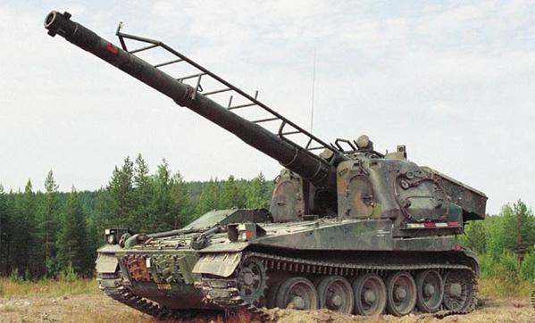 現代的火炮分類是如何區分加農炮和榴彈炮的 - 每日頭條