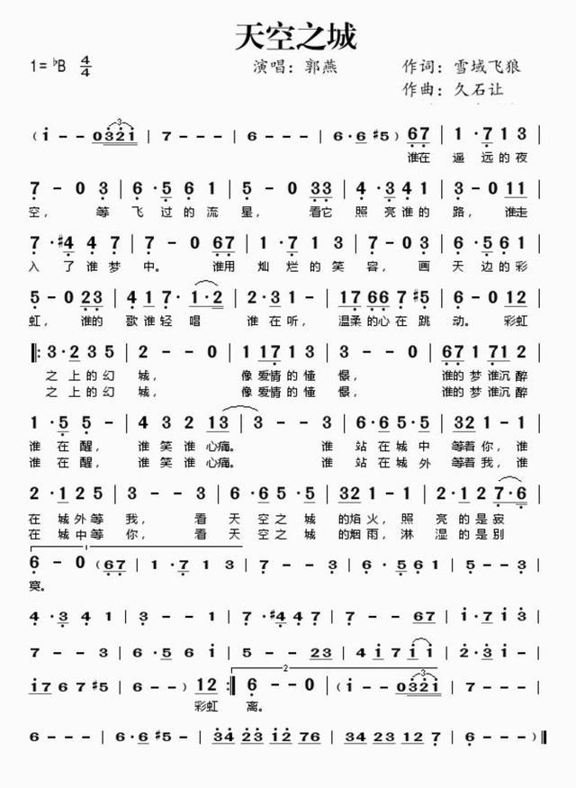 入門課程:教你認識五線譜 - 每日頭條