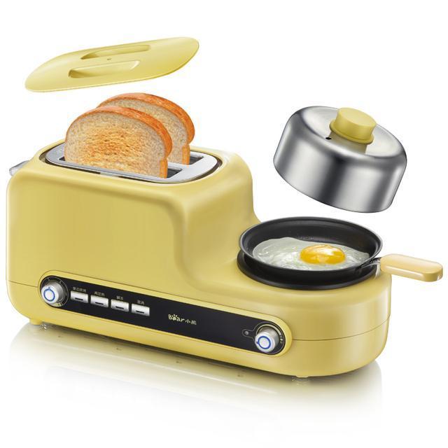 早餐機幫你快速搞定每日早餐 - 每日頭條