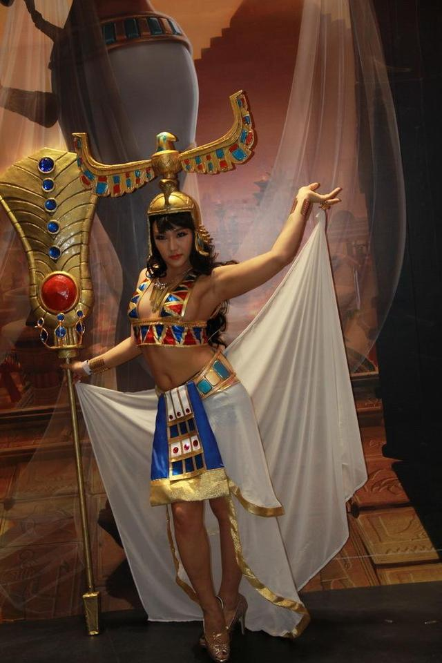 埃及豔后那麼漂亮為何一直讓人悲嘆? - 每日頭條