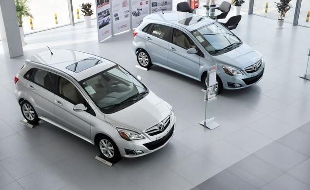 世界上10個質量最好的汽車品牌。其中就有你想不到的! - 每日頭條