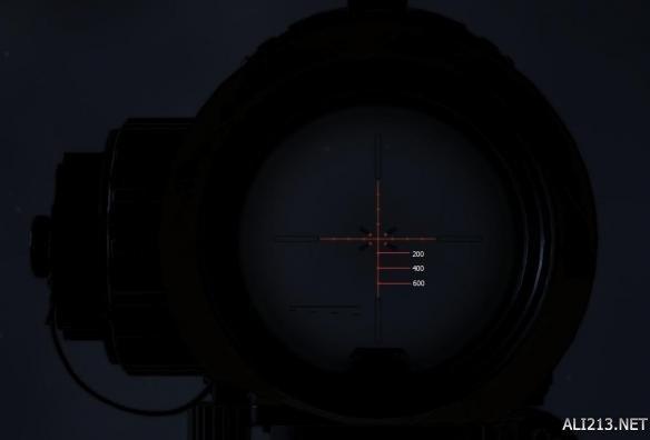 《幽靈行動:荒野》各類型狙擊鏡刻度代表的距離詳解 - 每日頭條