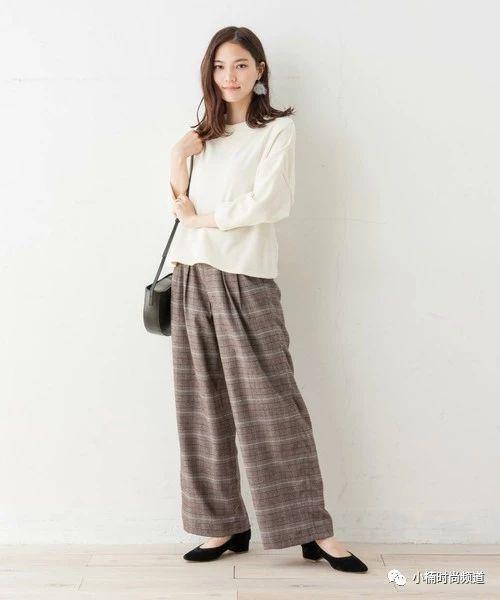 喜歡輕鬆簡便的穿搭就需購買一件春夏人人必備的寬褲 - 每日頭條