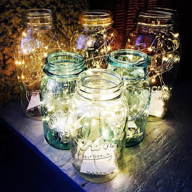 給孩子一個星空的夢-超簡單星光瓶DIY - 每日頭條