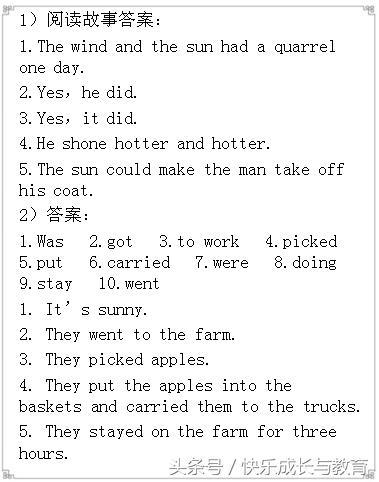 10篇初中英語閱讀理解練習(含答案)。趕緊拿回家讓孩子練習! - 每日頭條