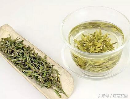 綠茶紅茶白茶黃茶青茶黑茶,這下終於懂了! - 每日頭條