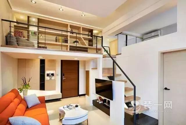 8萬搞定複式房屋設計 南昌50平米小複式裝修案例 - 每日頭條