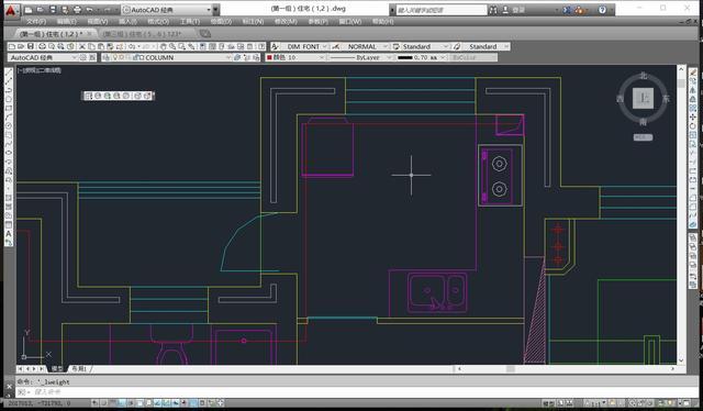 AUTOCAD圖文步驟——如何顯示圖紙線寬 - 每日頭條