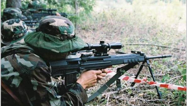 軍事解讀:致命兵器狙擊槍 - 每日頭條