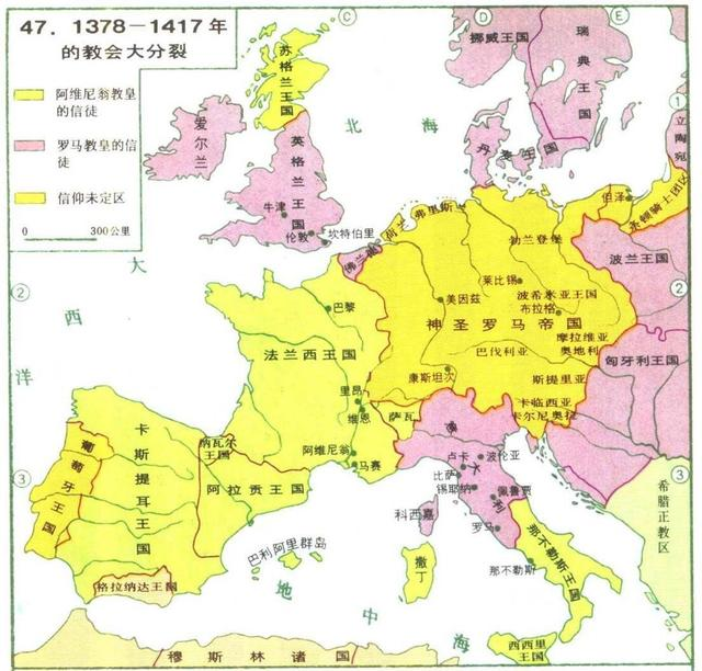 公元14世紀世界歷史大事記:明帝國驅逐蒙古,奧斯曼西亞擴張 - 每日頭條