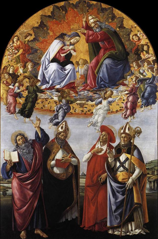 學賞畫(77)文藝復興時期的巨匠 Botticelli簡介及作品解讀 - 每日頭條