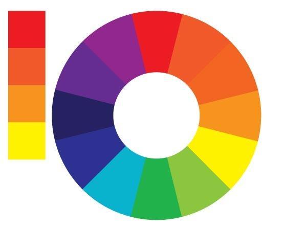 設計師配色寶典!教你從零開始學配色(一) - 每日頭條