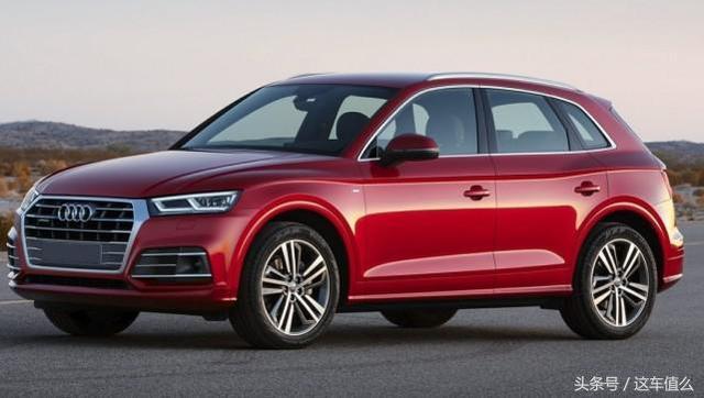2019年奧迪Q5重新設計,嶄新的LED識別燈與全新導入的Audi drive select可程式車身動態系統,更多技術改進! - 每日頭條